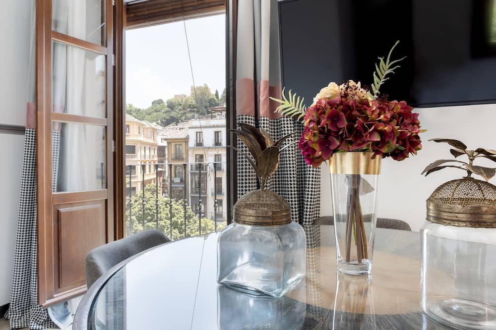 Apartment, 2Schlafzimmer (with Views) - Wohnbereich