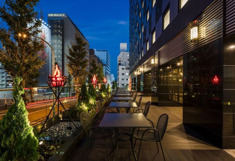 APA Hotel <Yamanote Otsuka Eki Tower>, Tokyo, Terrace/Patio