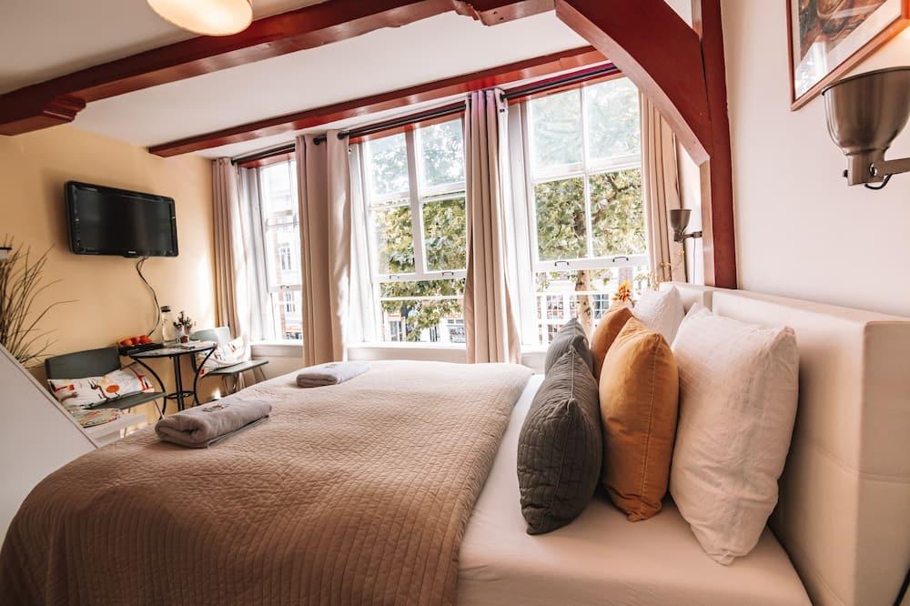 Design tweepersoonskamer, Uitzicht op de stad - Kamer