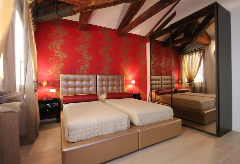 City Apartments - Gold, Venedig, Apartment, 2Schlafzimmer, Zimmer