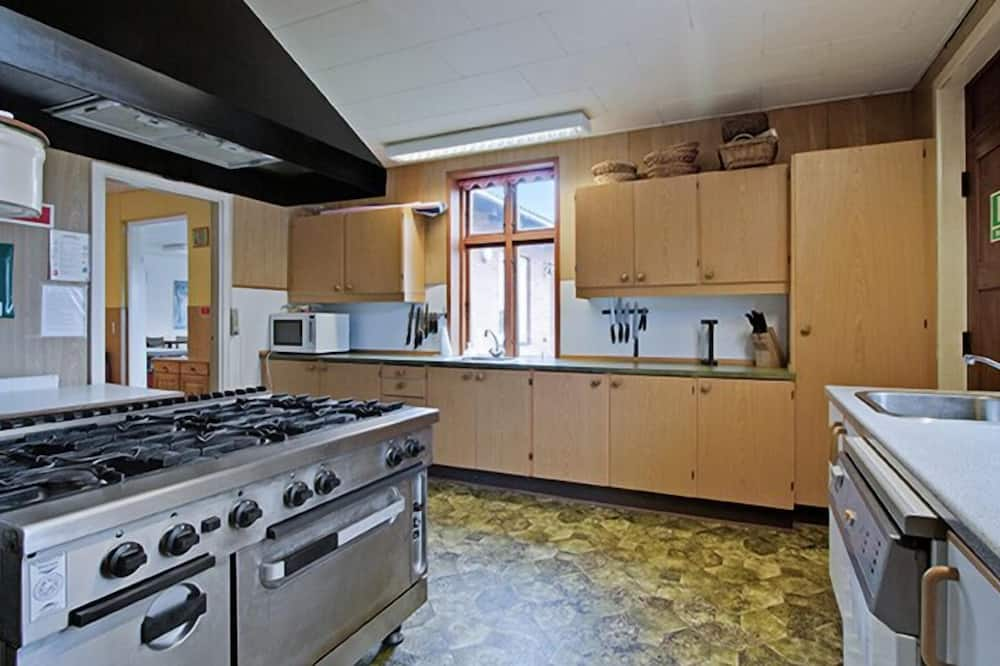 Standardní pokoj s dvojlůžkem, společná koupelna - Společná kuchyně