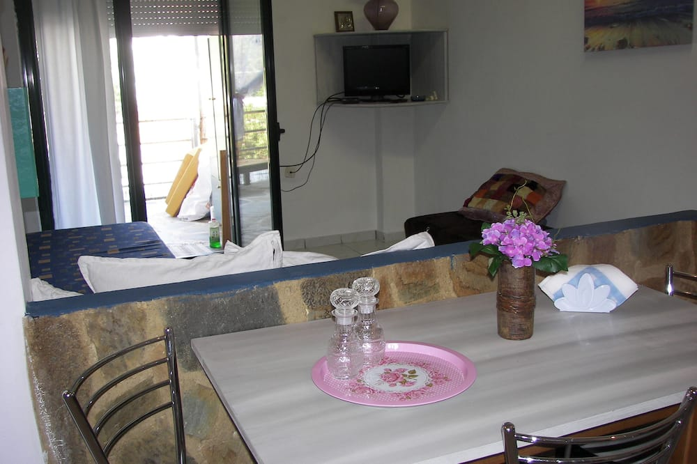 公寓, 1 間臥室, 山景 - 客廳