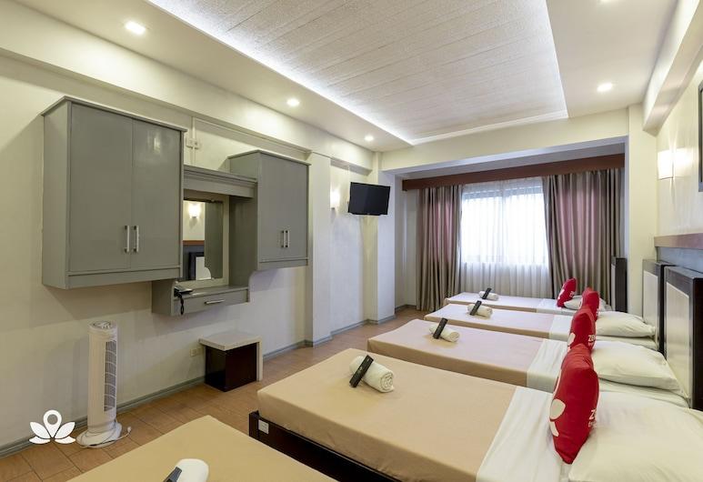 ZEN Rooms Venus Parkview Baguio, Baguio, Standard Fan Room for 6, Guest Room