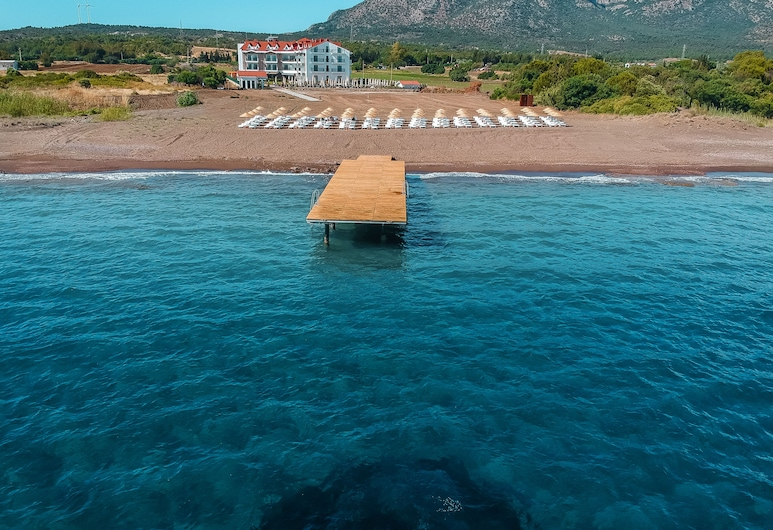 Acroter Hotel & Spa, Datça, Playa