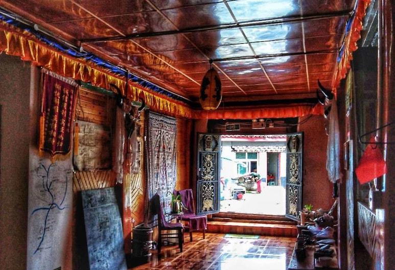 Zishuo Zihua Guest House, Garze, Lobby