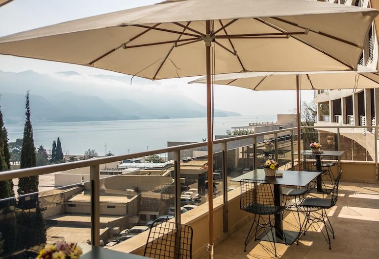 Apart hotel Harmonia, Budva, Terrasse/Patio