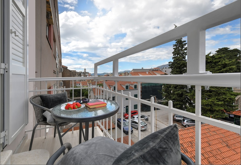Via Porto Rooms, Split, Comfort-Zimmer, Hafenblick, Balkon