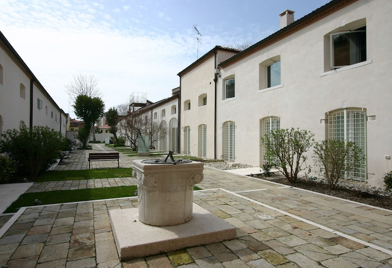 City Apartments - Baia, Venedig, Innenhof