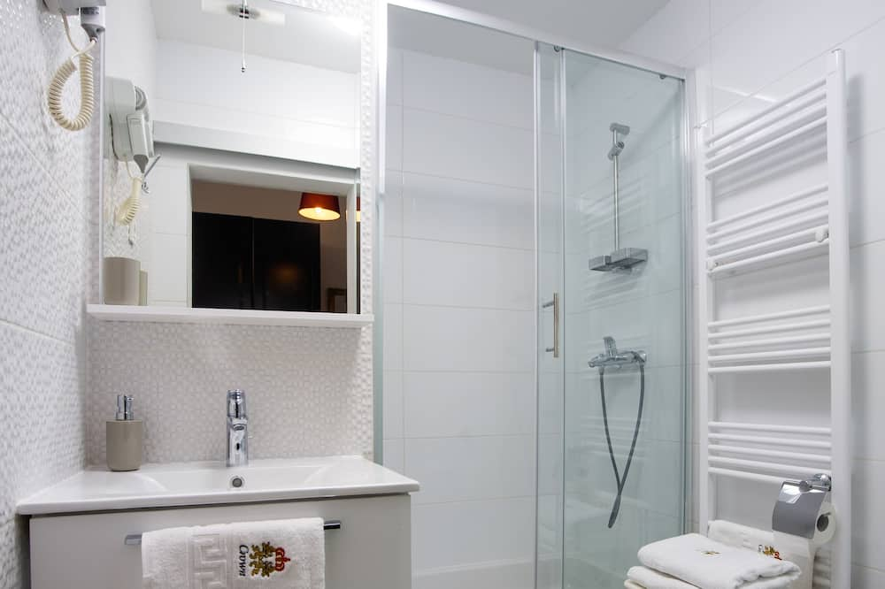 Номер «Делюкс», вид на город (2) - Ванная комната