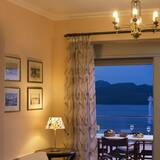 Luxury Villa, 3 Bedrooms, Sea View - Living Area