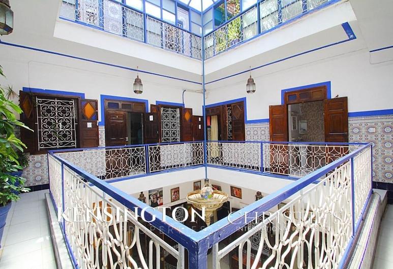 美夢庭院 - 青年旅舍, 馬拉喀什, 陽台