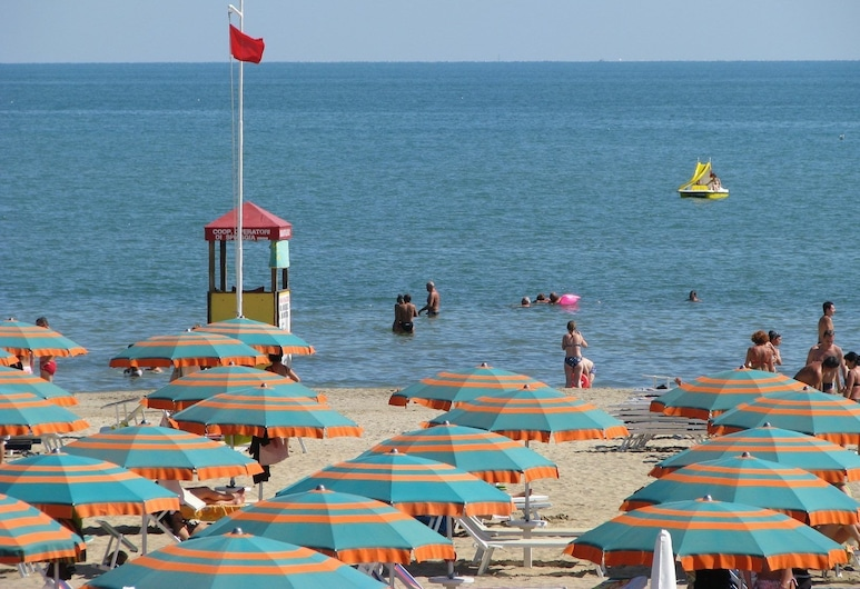 Hotel Bella Romagna, Rimini, Beach