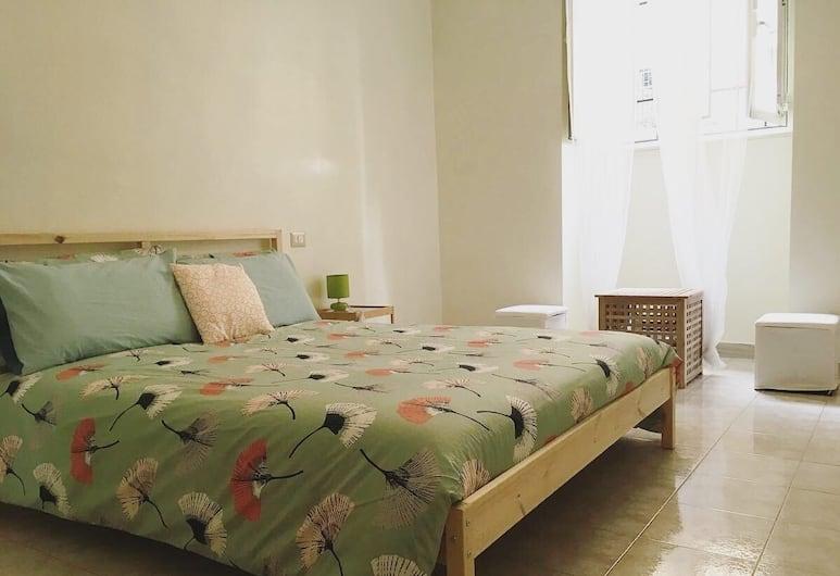 에스페리멘토 N. 3, 로마, 더블룸, 객실
