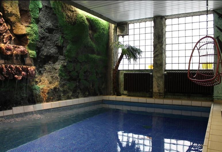 Burg-Hotel Cochem, Кохем, Закрытый бассейн