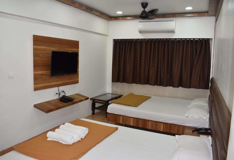 Hotel Aditi International, มุมไบ, ห้องแฟมิลี่สำหรับสี่ท่าน, ห้องพัก