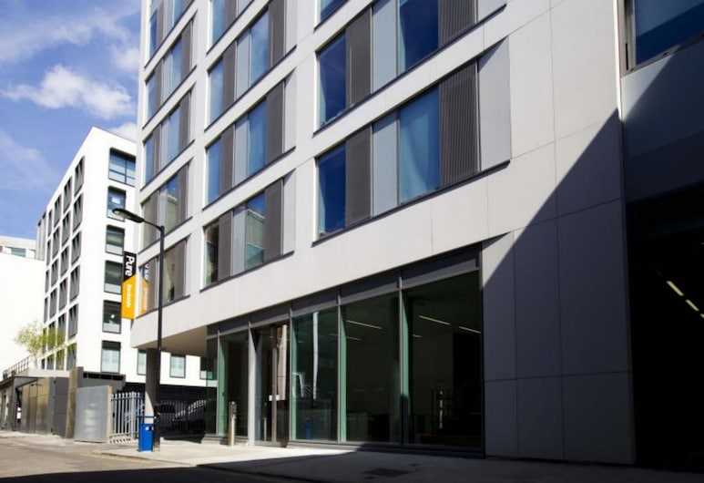 Hashtag Bankside Campus Accommodation, Londres, Exterior