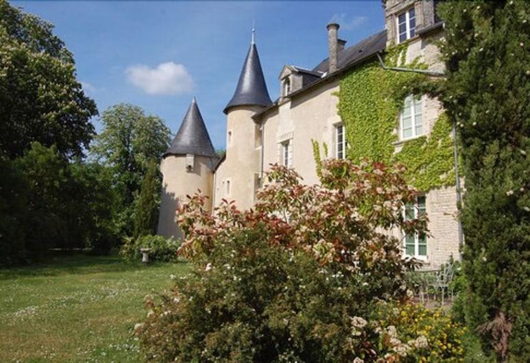 Gîte du chateau, Marigny, Exteriér