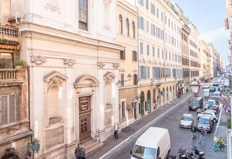 RSH Spanish Steps Luxury One Bedroom C, Rome, Voorkant van de accommodatie
