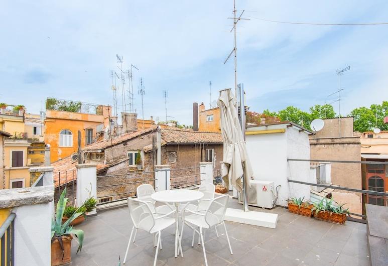 RSH Piazza Navona Terrace Hi Tech, Rome, Apartment (2 Bedrooms), Terrace/Patio