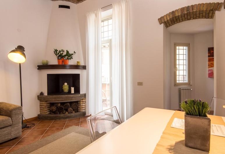 RSH Barberini Luxury Terrace Apartment, Rome, Apart Daire, 2 Yatak Odası, Oturma Alanı