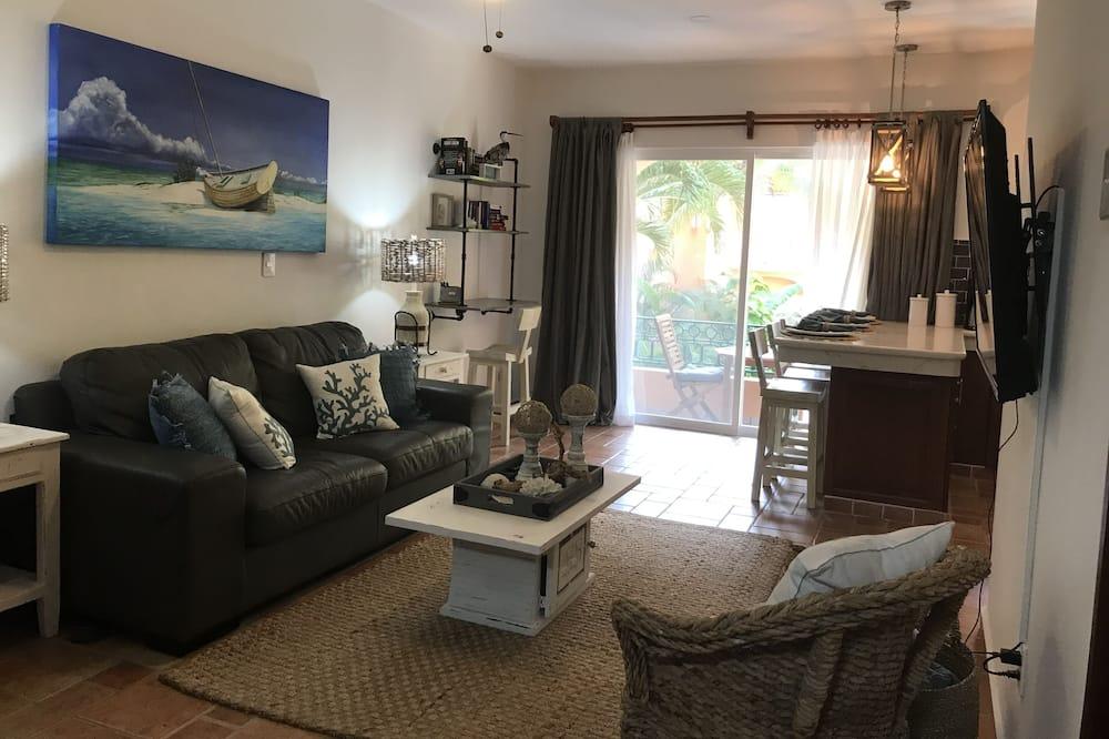Klasisks studijas tipa numurs - Dzīvojamā istaba