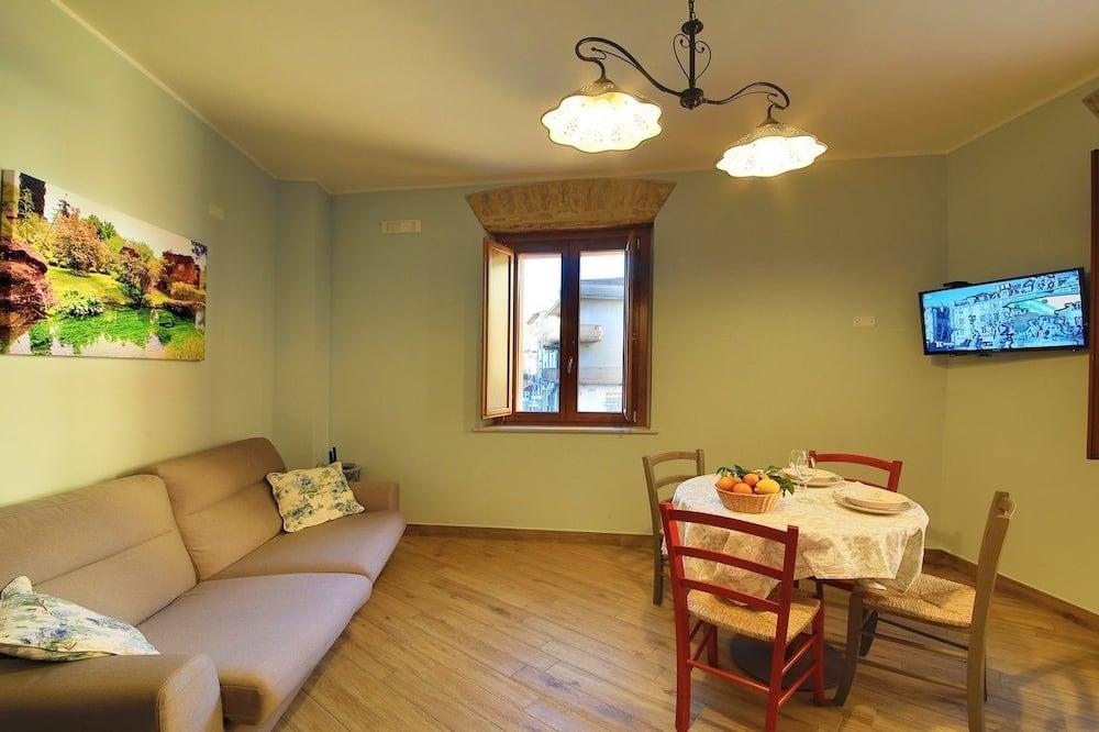 House (Porta Napoli) - Living Area