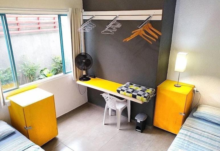 Hostel Brooklin, Sao Paulo, Dormitorio compartido, 2 camas individuales (Misto), Habitación