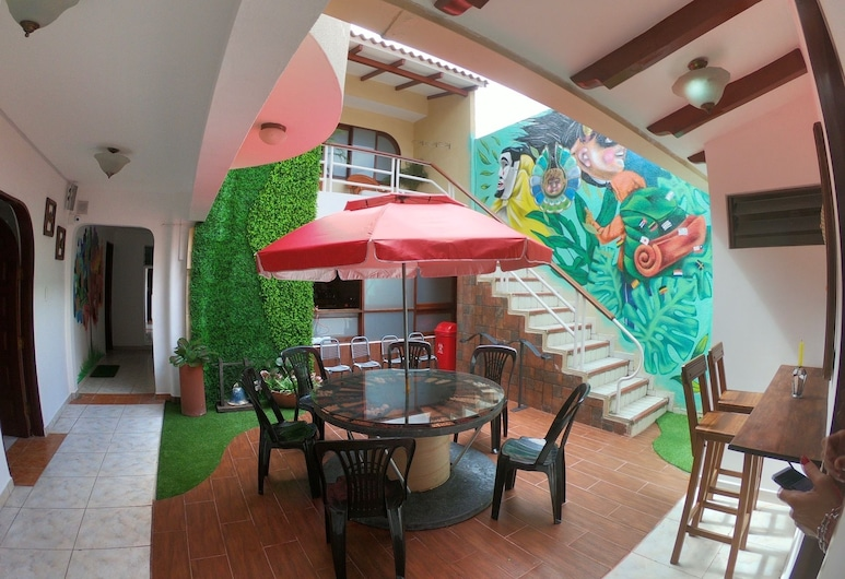 Casa Cruz Hostel, Santa Cruz