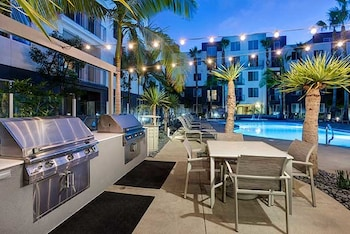 Foto Marina Del Rey Waterfront Apartments di Marina del Rey