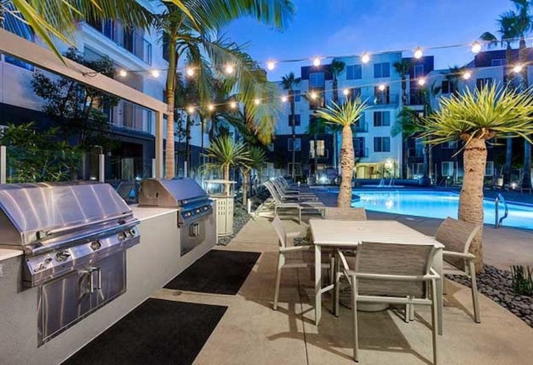 Marina Del Rey Waterfront Apartments, Marina del Rey, Exterior
