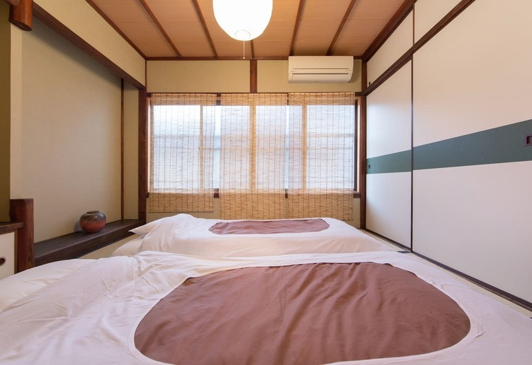 Kyo Machiya Nijo, Kyoto, House, 2 Bedrooms, Bilik