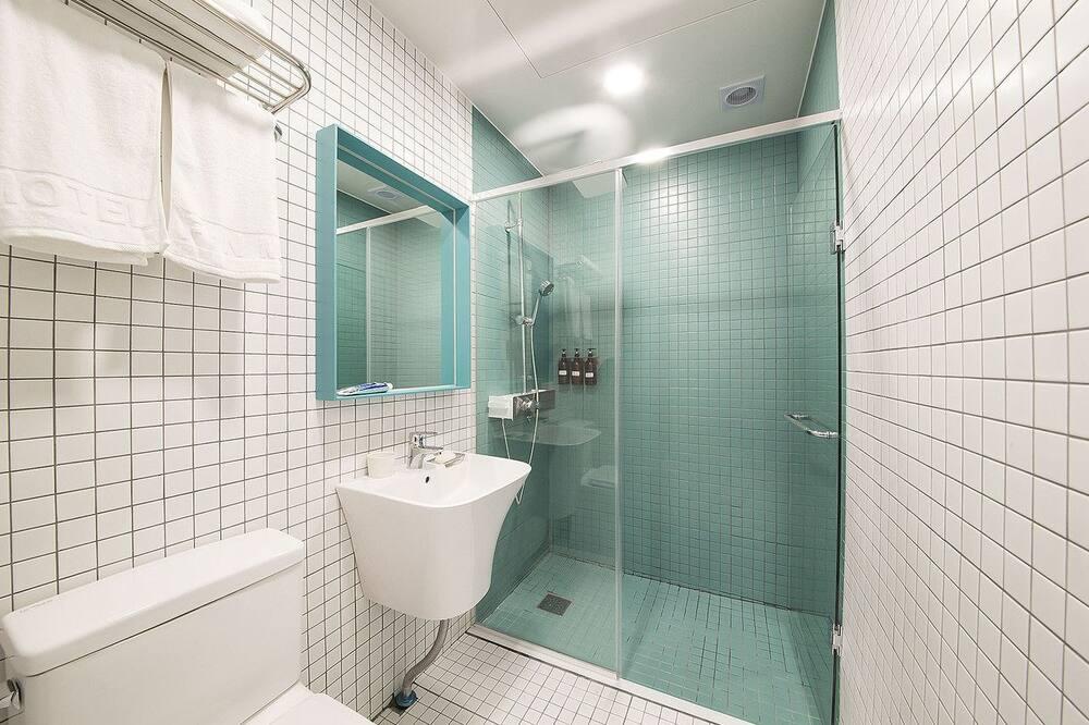 Pokoj se dvěma jednolůžky - Koupelna