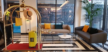 科威特市瑞士 - 貝爾精品比奈德蓋爾科威特酒店的圖片