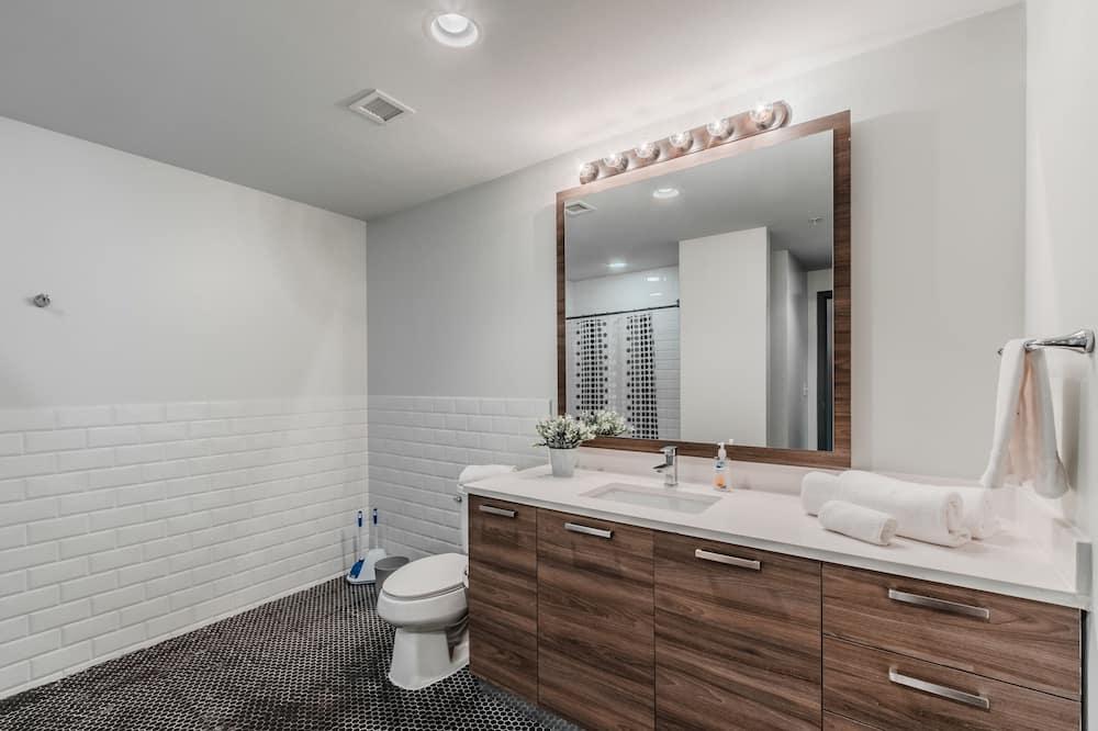 公寓, 1 間臥室, 廚房 - 浴室