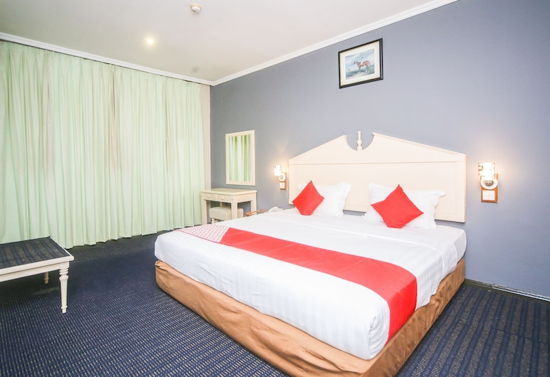 OYO 563 Jockey Lodge Hotel, Sandakan, Presidential sviit, 1 ülilai voodi, Tuba