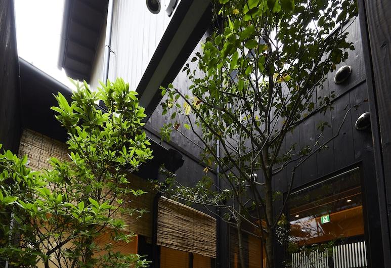 린 미부코우인 키타, Kyoto, 정원