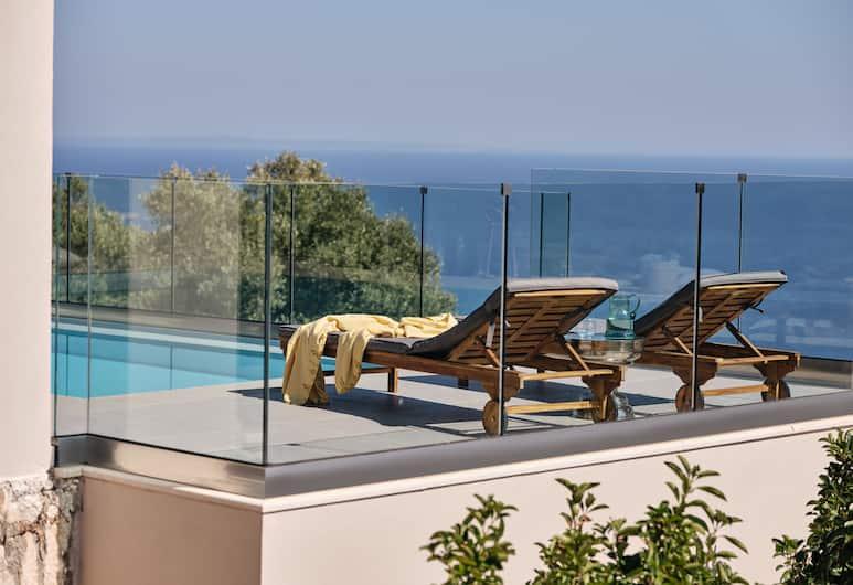 Thea lux natur villa , Zante, Solarium