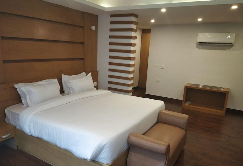 Hotel Beechwood Mussoorie, Mussoorie, Izba typu Executive, výhľad do údolia, Hosťovská izba