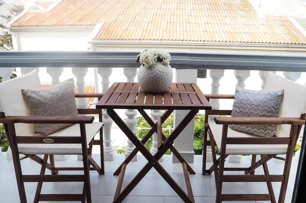 Standardlejlighed - strandudsigt - Terrasse/patio