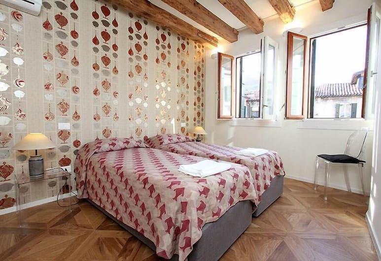 시티 아파트먼트 - 레지던스 아보가리아, 베네치아, 아파트, 침실 2개 (Avogaria Bis), 객실