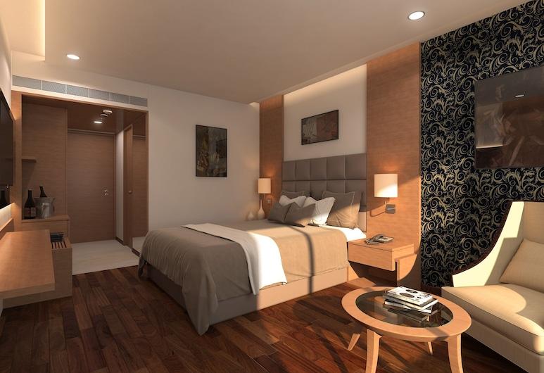 Bravia Hotel Niamey, Niamey, Room Executive, Guest Room