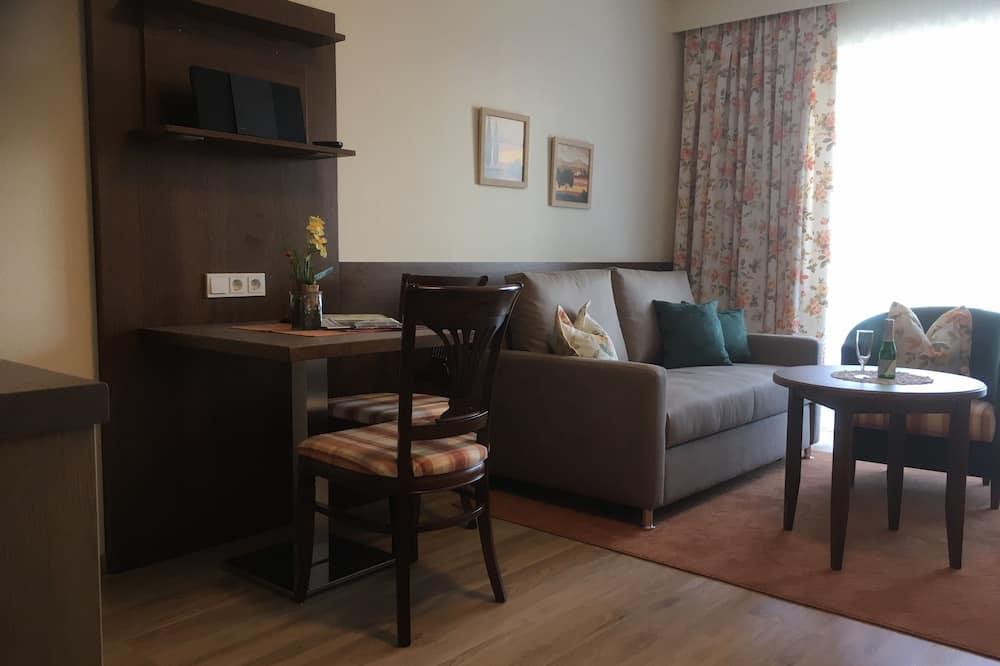 Comfort Apartment (Neue 1-Zimmer Ferienwohnung) - Living Room
