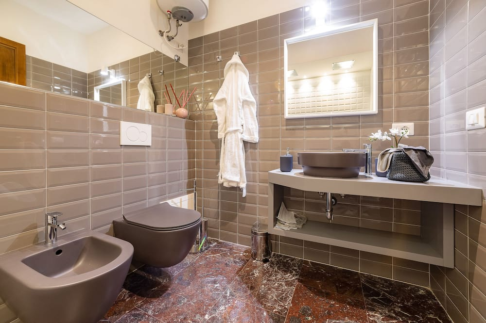 Exclusieve suite - Badkamer