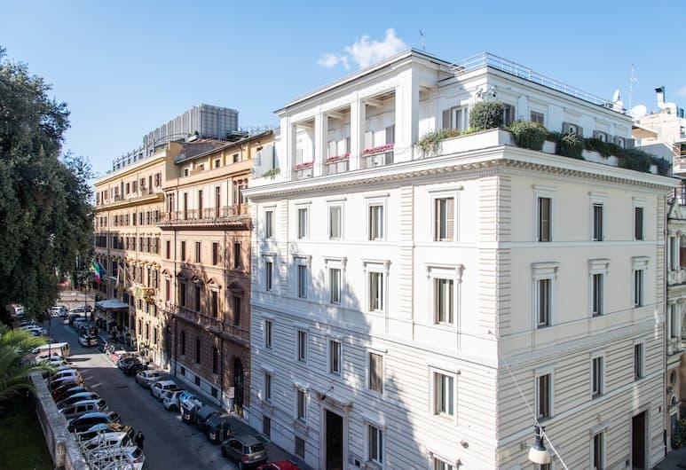 Lombardia40 Luxury Suites, Roma, Esterni