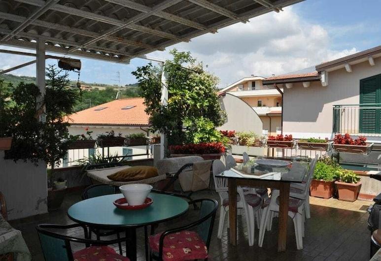 B&B Casa di Roberto, Roseto degli Abruzzi, Terraza o patio