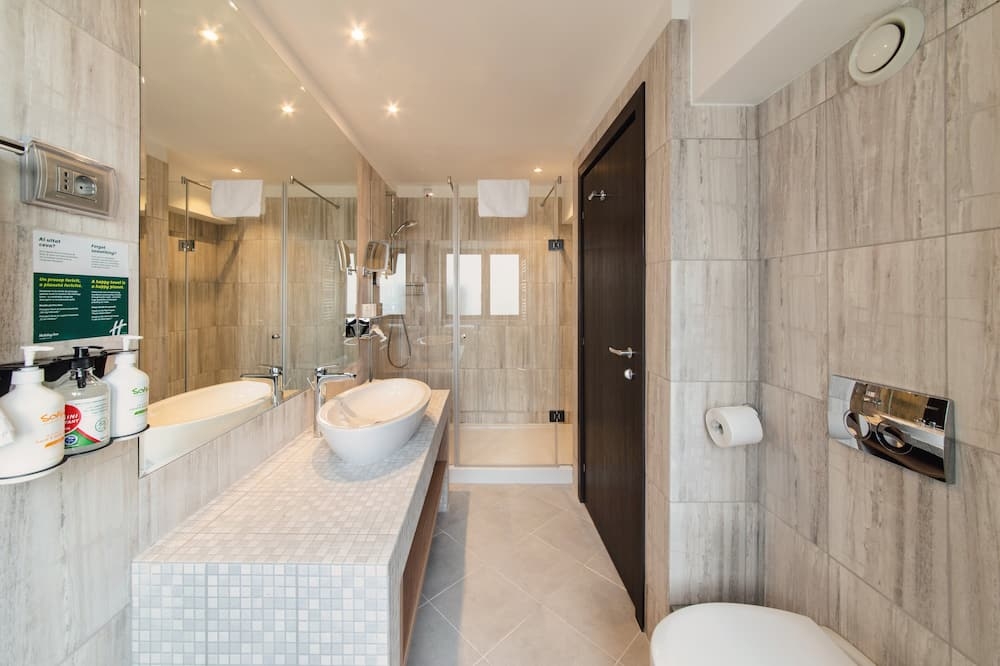 Номер-люкс, 1 ліжко «кінг-сайз» - Ванна кімната
