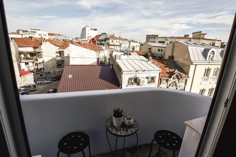 Апартаменти «Делюкс», з видом на місто - Балкон