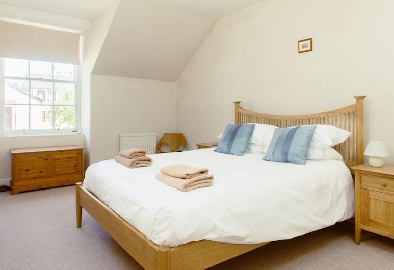 Pleasant 2-Storey City Apartment, Edinburgh, Comfort appartement, Meerdere bedden, Kamer
