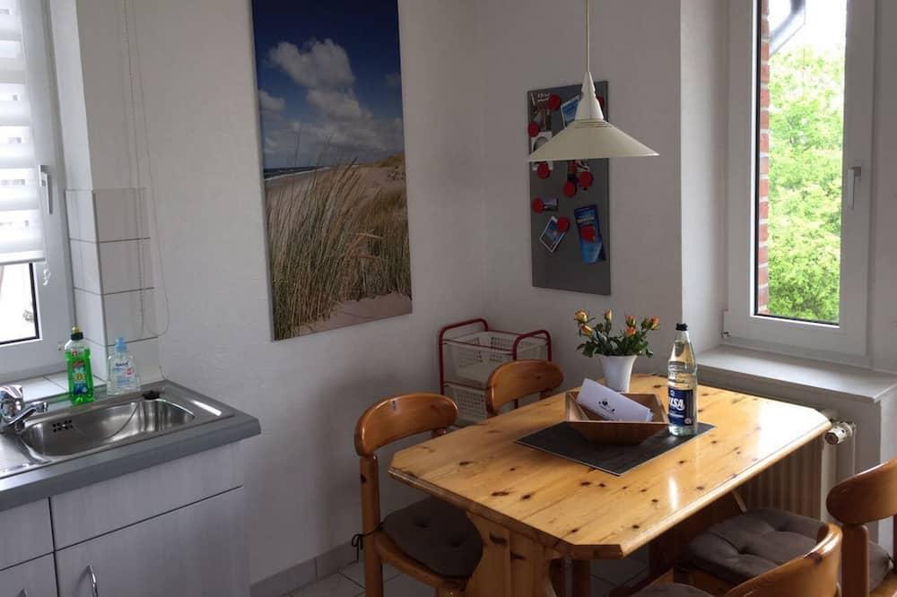 Apartamento (Boje21) - Refeições no Quarto