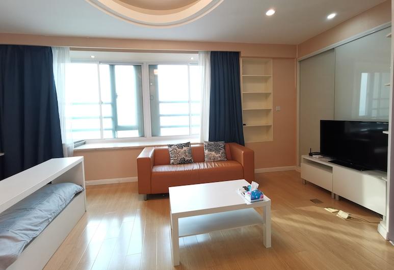 Bs Service Apartment Hotel, Xangai, Suite Deluxe, Quarto
